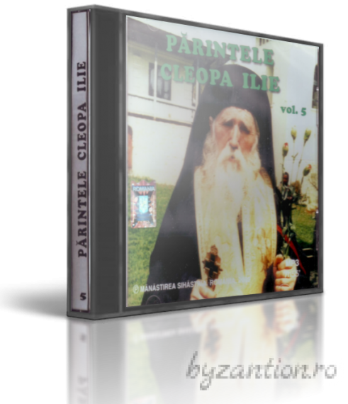 Father Cleopa Ilie CD 5