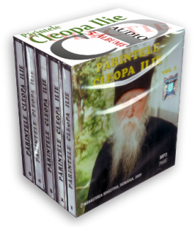 Father Cleope Ilie (audio set)