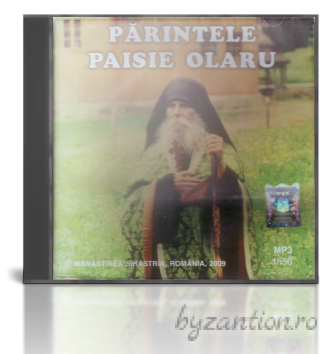 Father Paisie Olaru