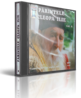 Father Cleopa Ilie CD 2