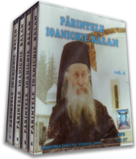 Father Ioanichie Bălan (audio set)